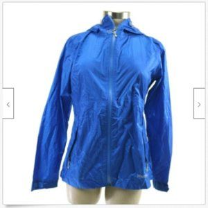 Marmot Women's Windbreaker Hooded Jacket Size S